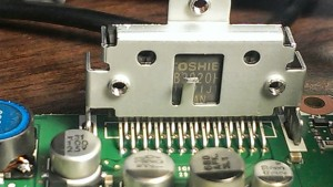 Toshiba TB2920HQ Amplifier IC